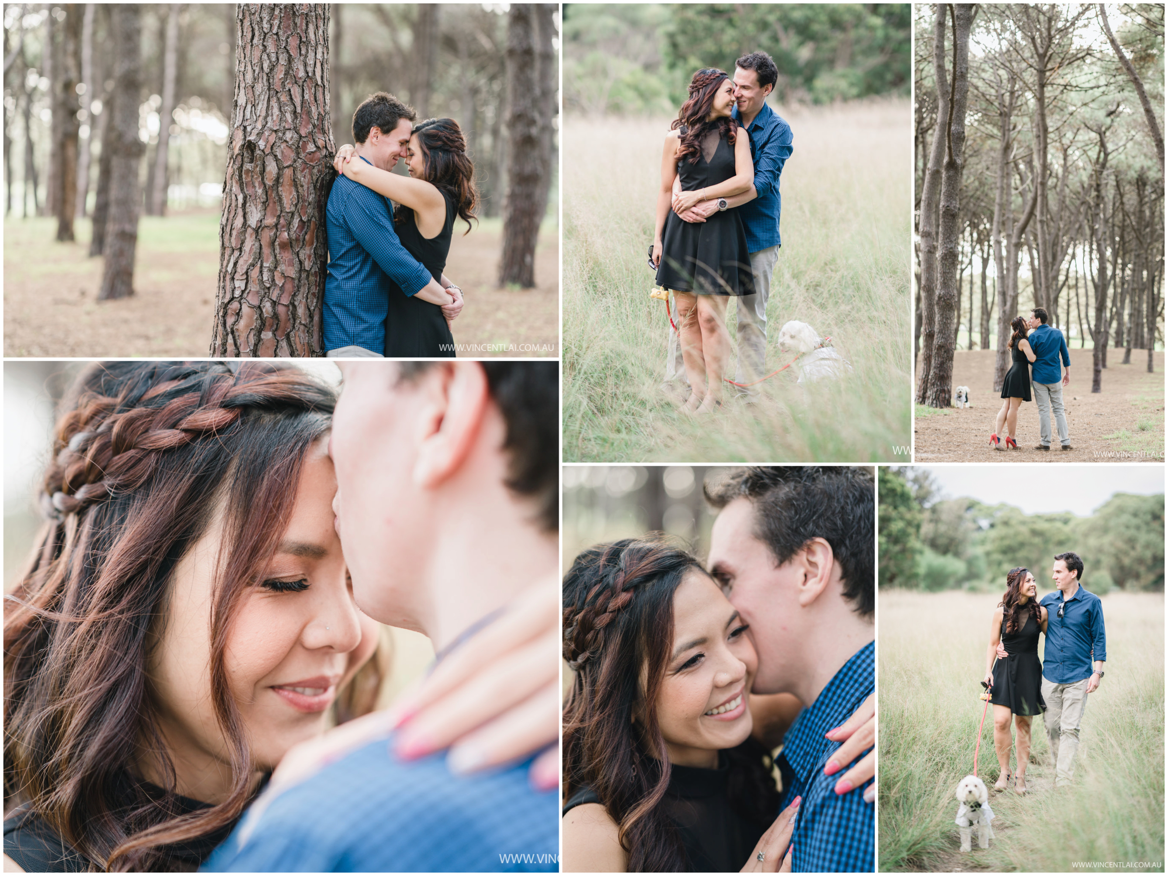 Prewedding Photo Session at Centennial Park