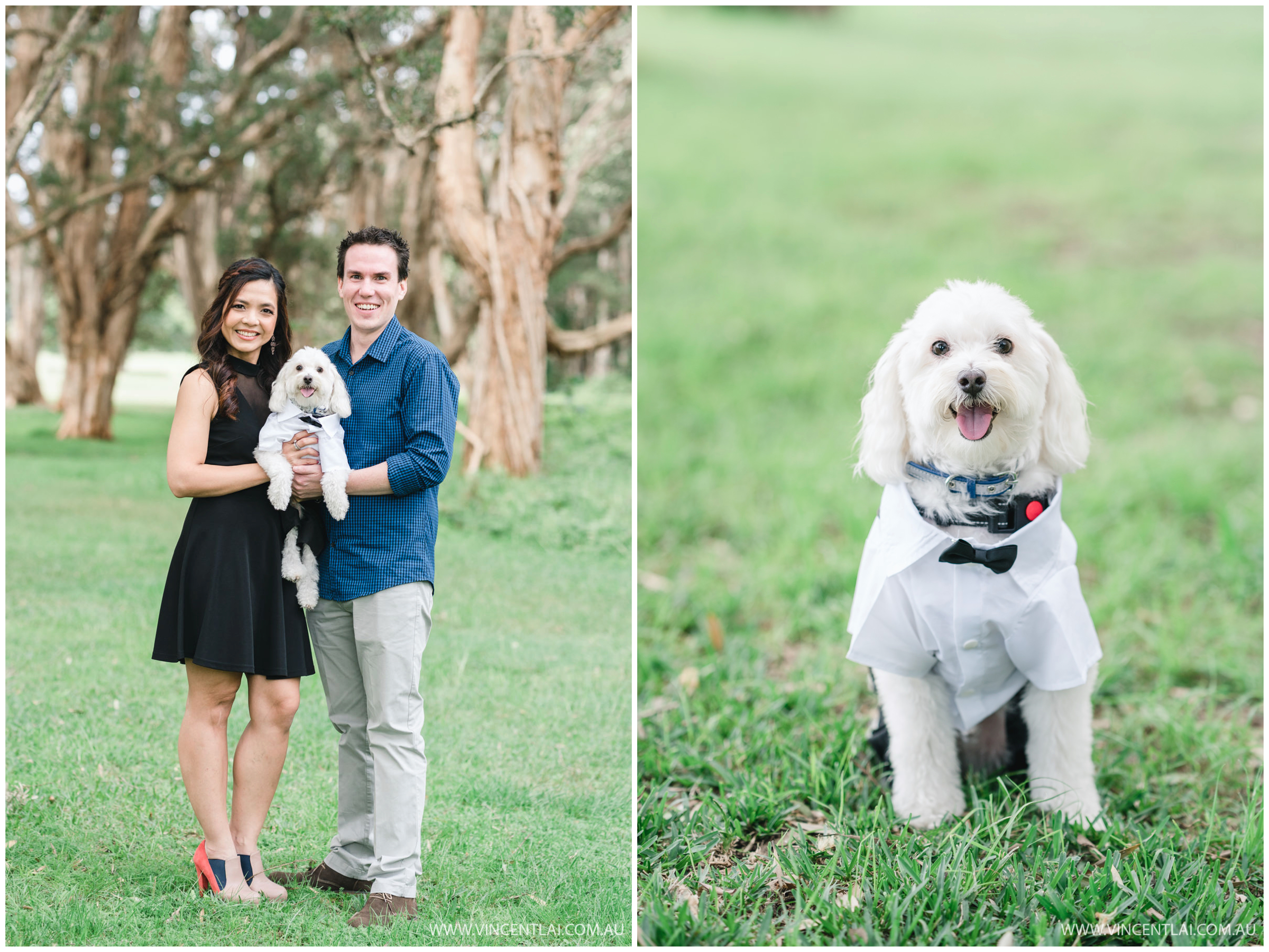 Engagement Session Photos at Centennial Park