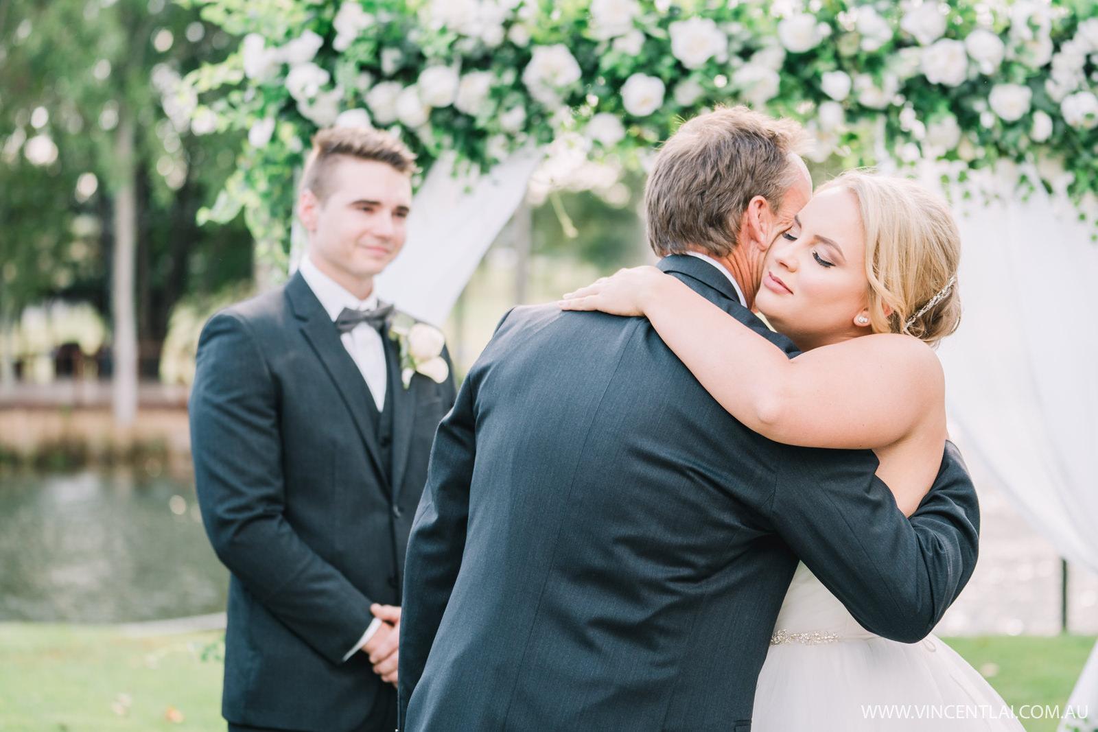 Wedding at Crowne Plaza Hawkesbury Valley