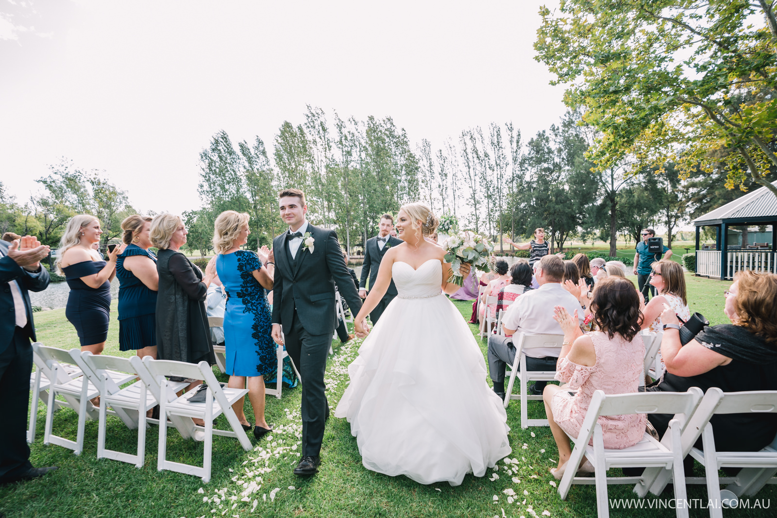 Crowne Plaza Hawkesbury Valley Wedding Photo