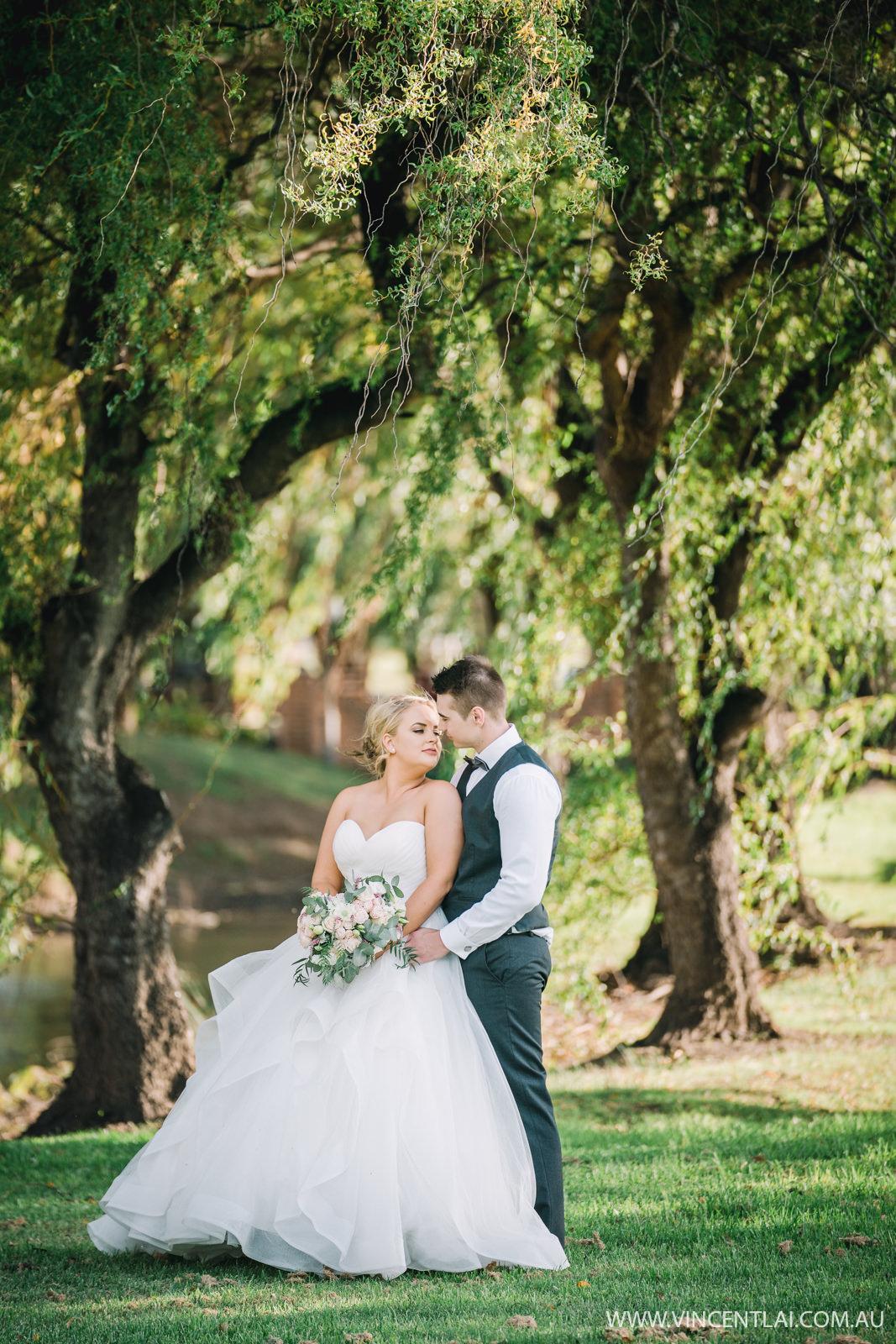 Crowne Plaza Hawkesbury Valley Wedding