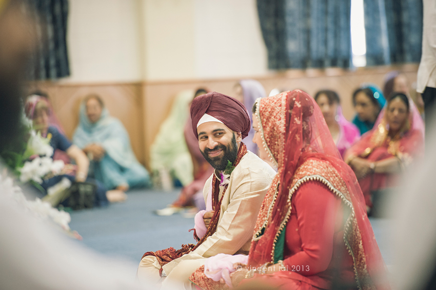 Pure sikh wedding