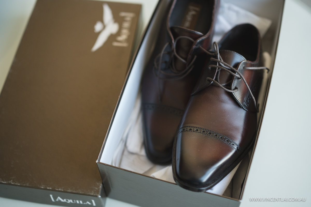 Aquila Mens Wedding Shoes
