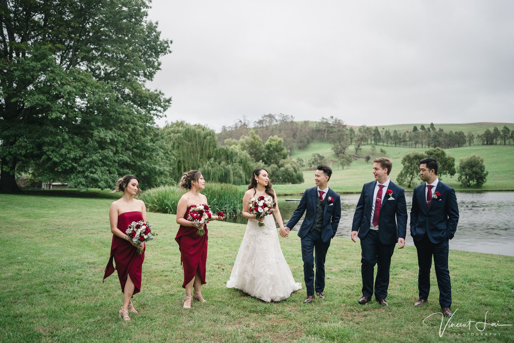 Bendooley Estate Wedding Day