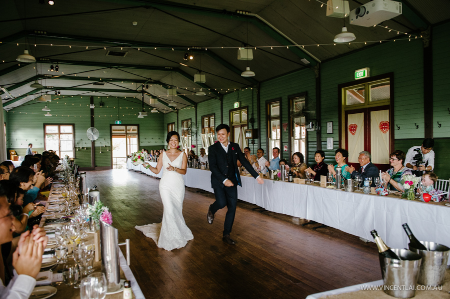 Manly Q Station Wedding Ceremony And Reception