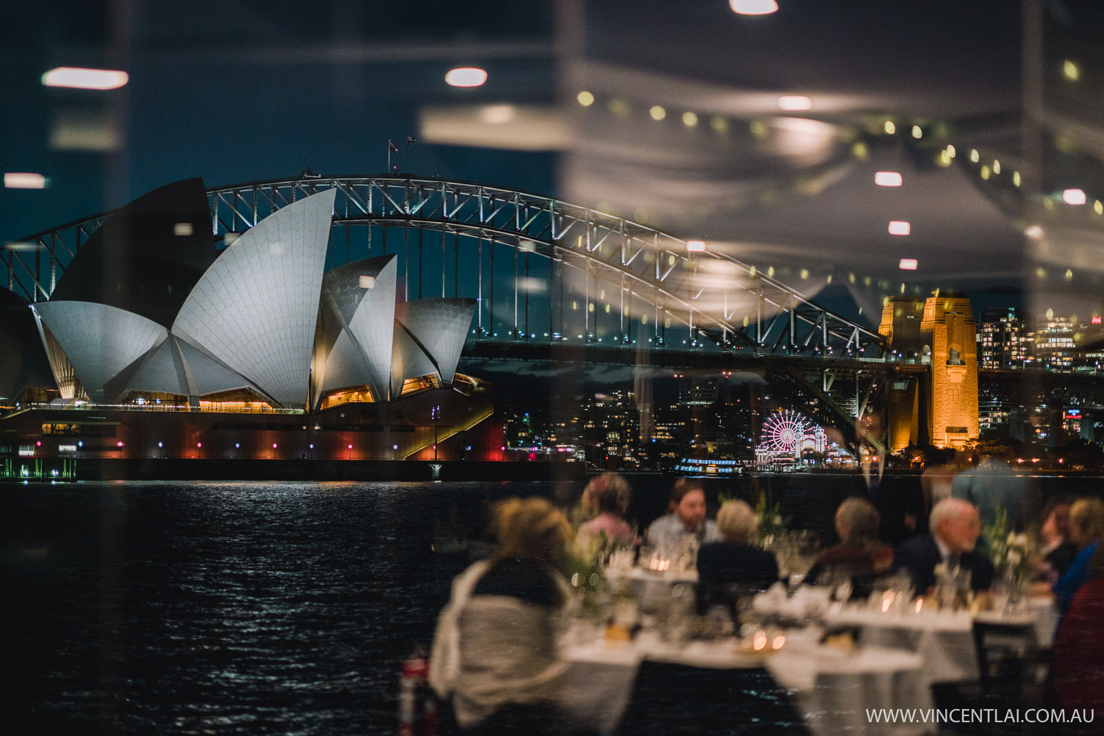 The Sydney Glass Island Wedding Photographer