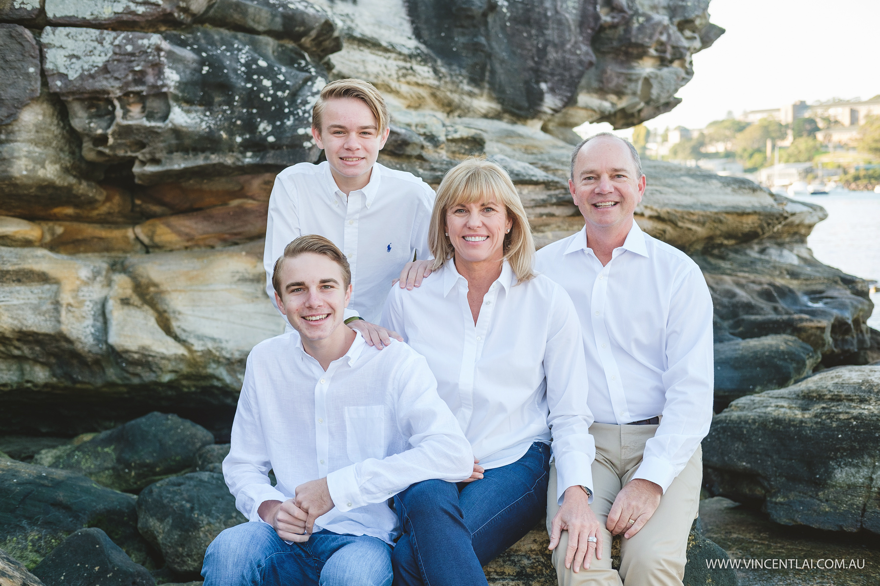 Balmoral Beach Mosman Family Photography Session