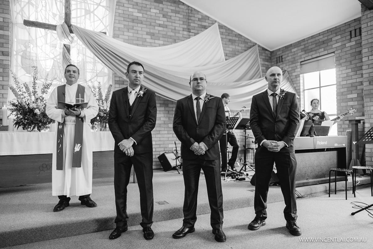 Lifeway Lutheran Church Wedding