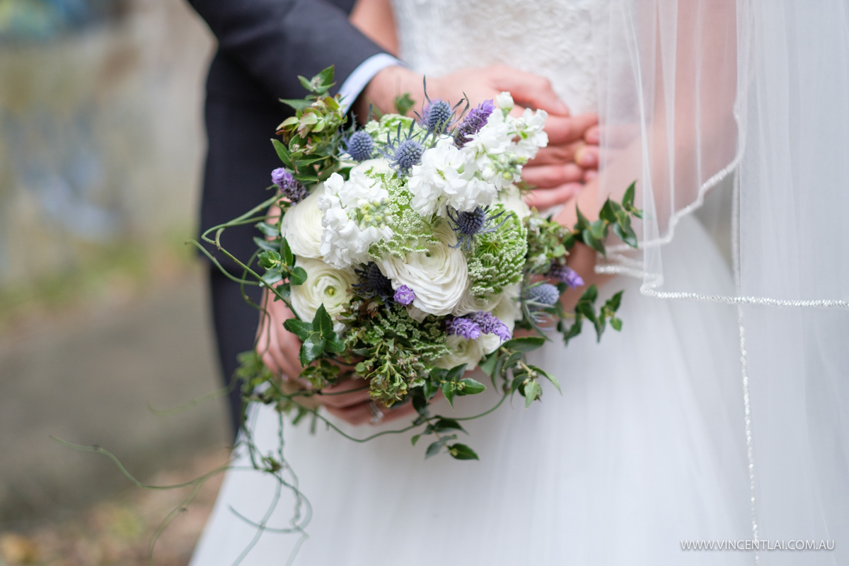 Wedding Flowers by Bethan