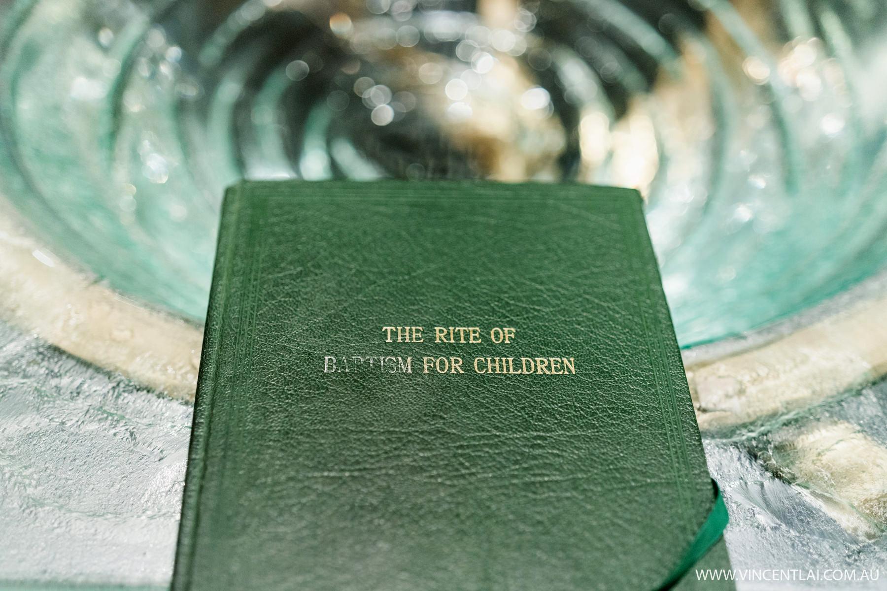 Sydney Baptism Photography Vincent Lai
