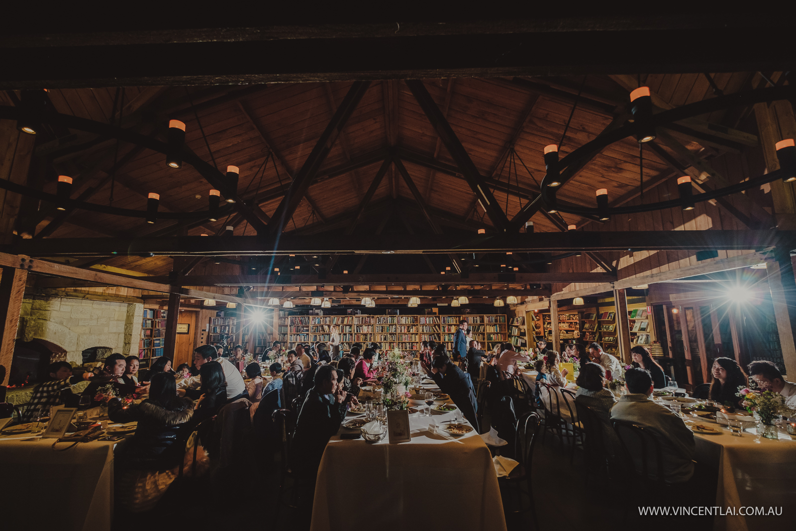 Book Barn Bendooley Estate Wedding