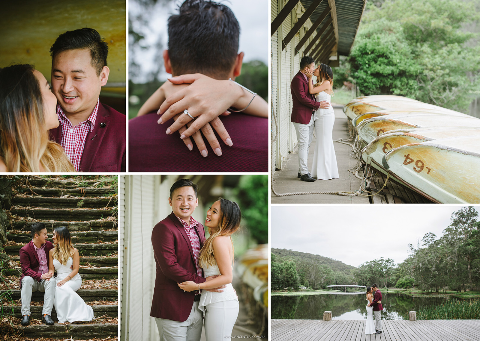Prewedding Photographer Vincent Lai