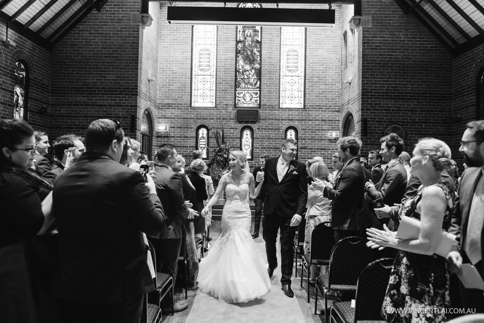 Mosman Art Gallery Wedding