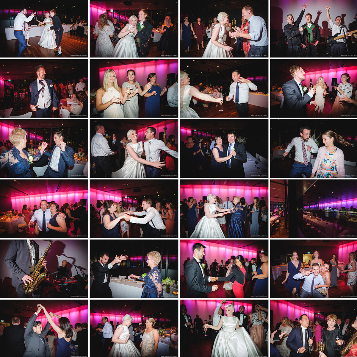 Sydney Wedding Dance Party
