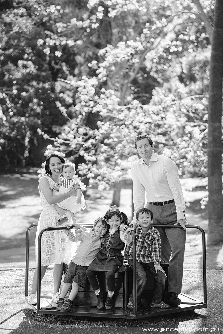 Lavender Bay North Sydney Family Photos