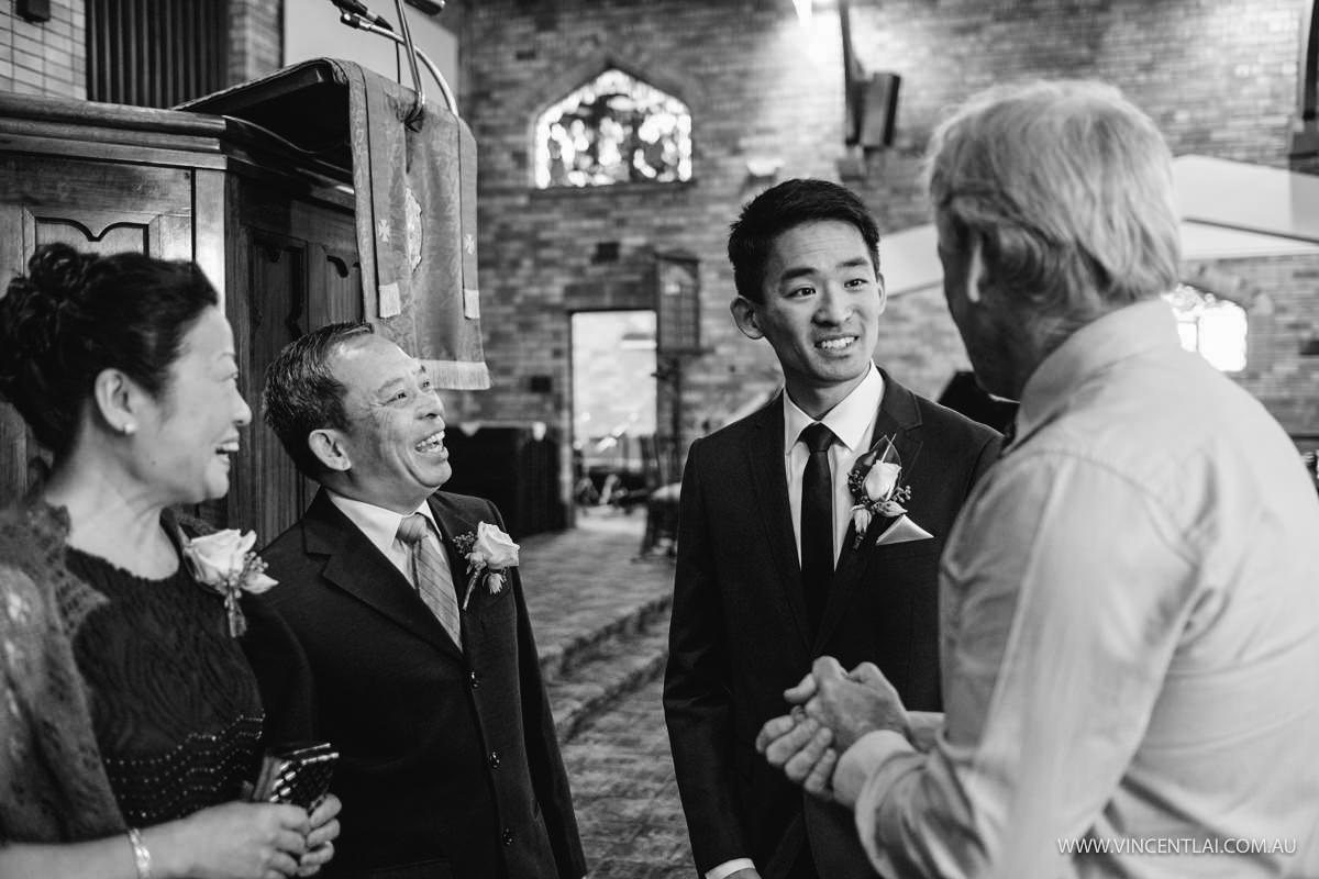 Wedding at St Giles Hurstville Presbyterian Church and Rhodes Phoenix Restaurant Reception