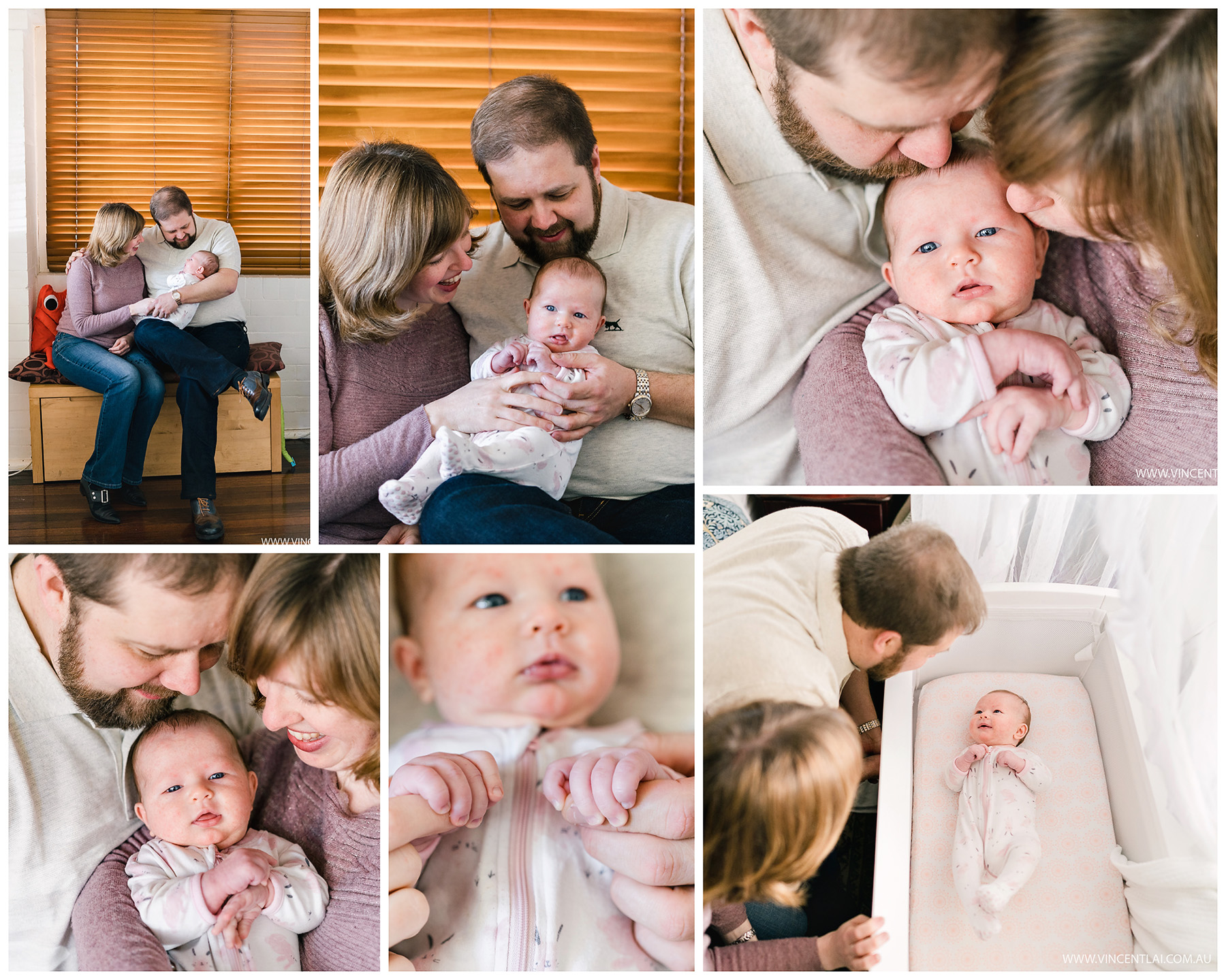 Sydney lifestyle newborn photographer
