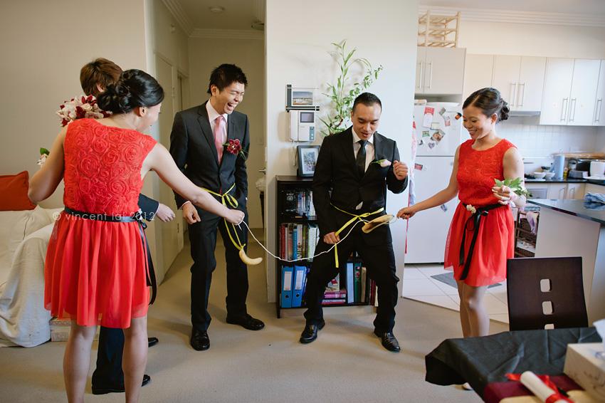 Tea Ceremony Civil Wedding Ceremony Fisherman Wharf Chinese