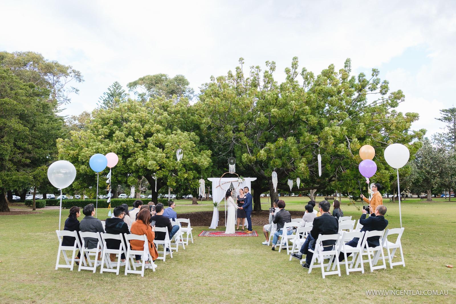 Merewether Wedding
