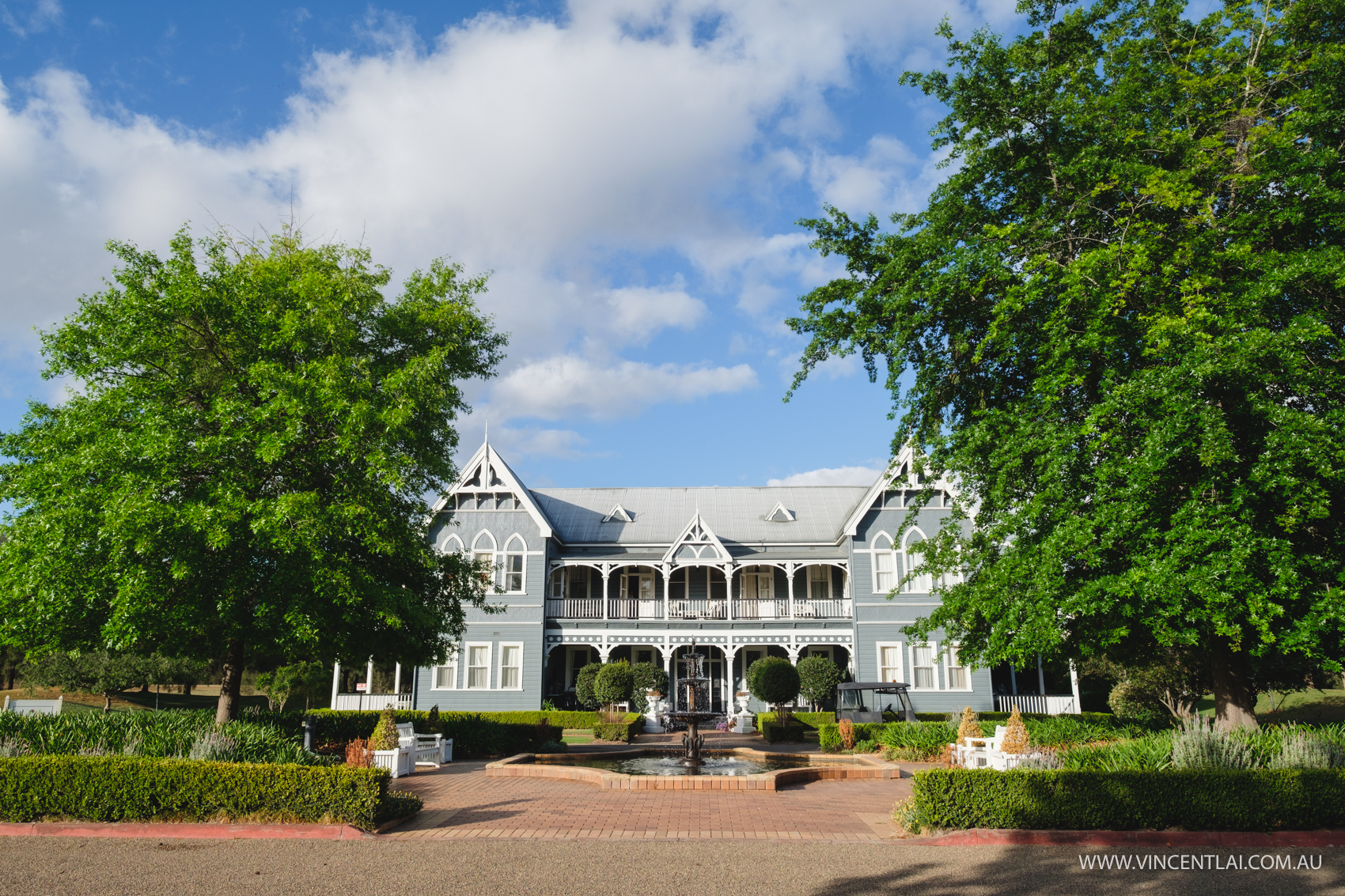 The Convent Hunter Valley Wedding Boutique Hotel