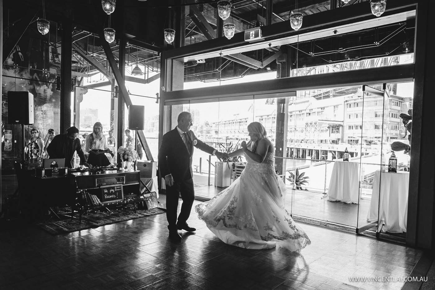 Wedding Ceremony And Reception At View By Sydney