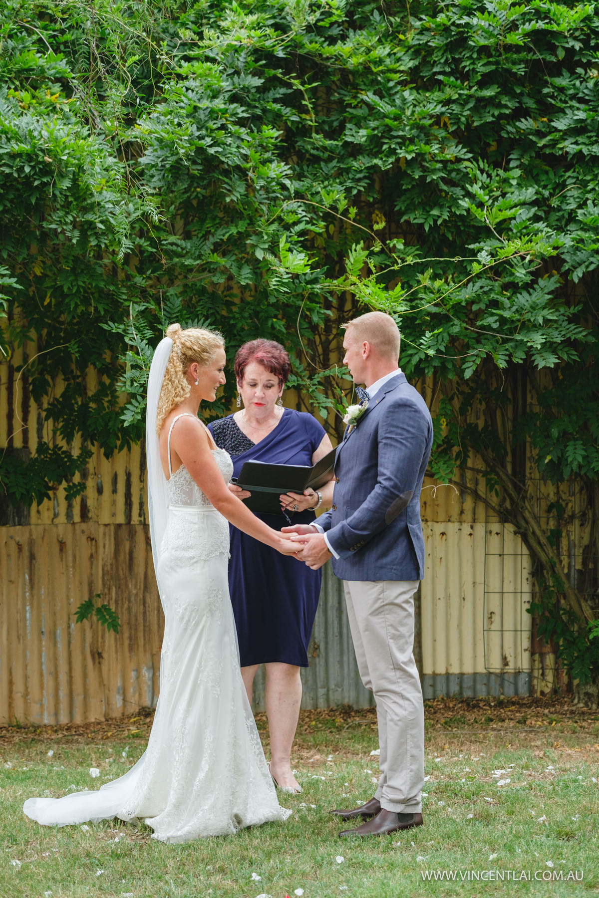 Sydney Civil Wedding Ceremony