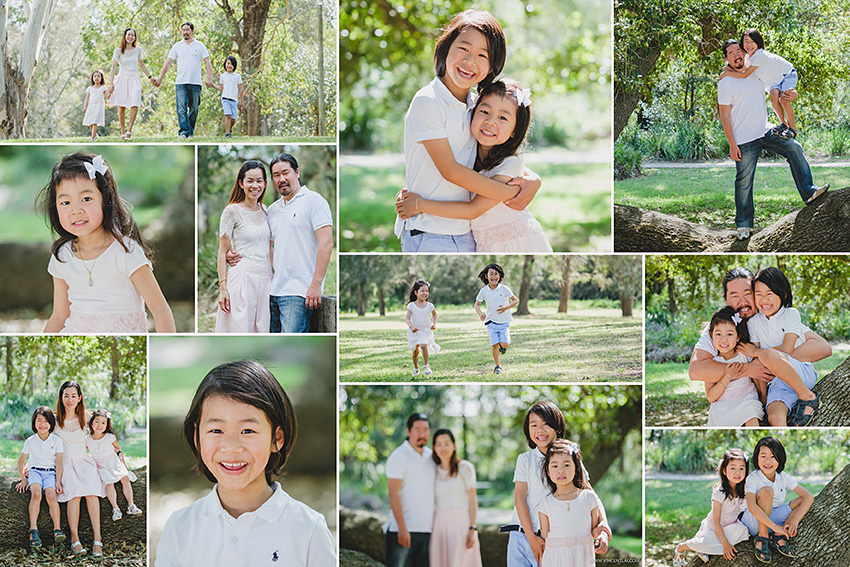 Spring Family Photography Session