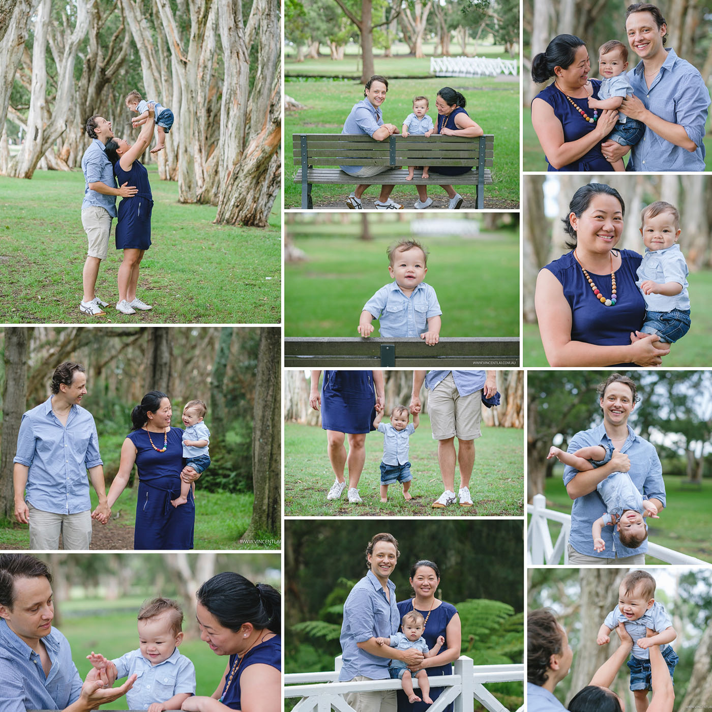 Centennial Park Family Photography Session