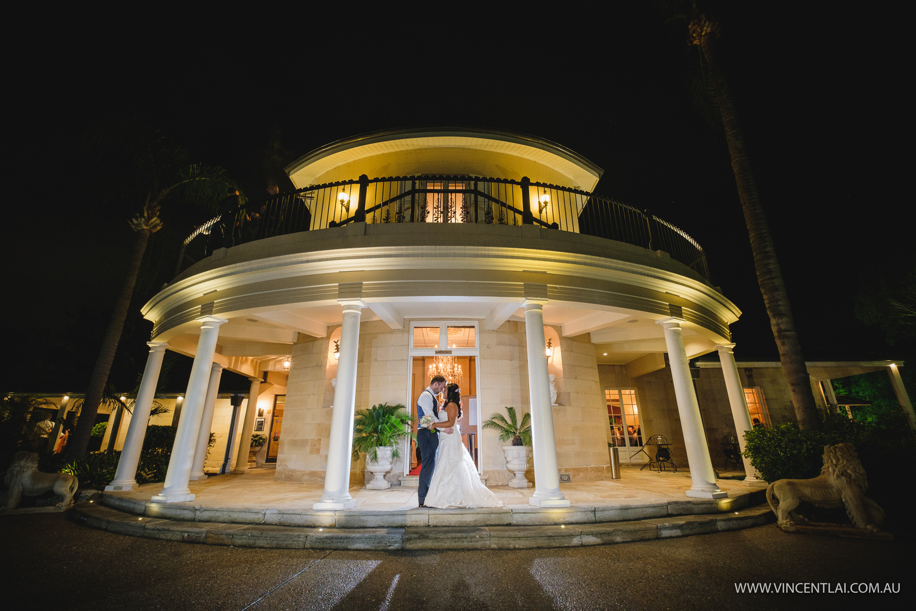 Oatlands House Wedding Reception