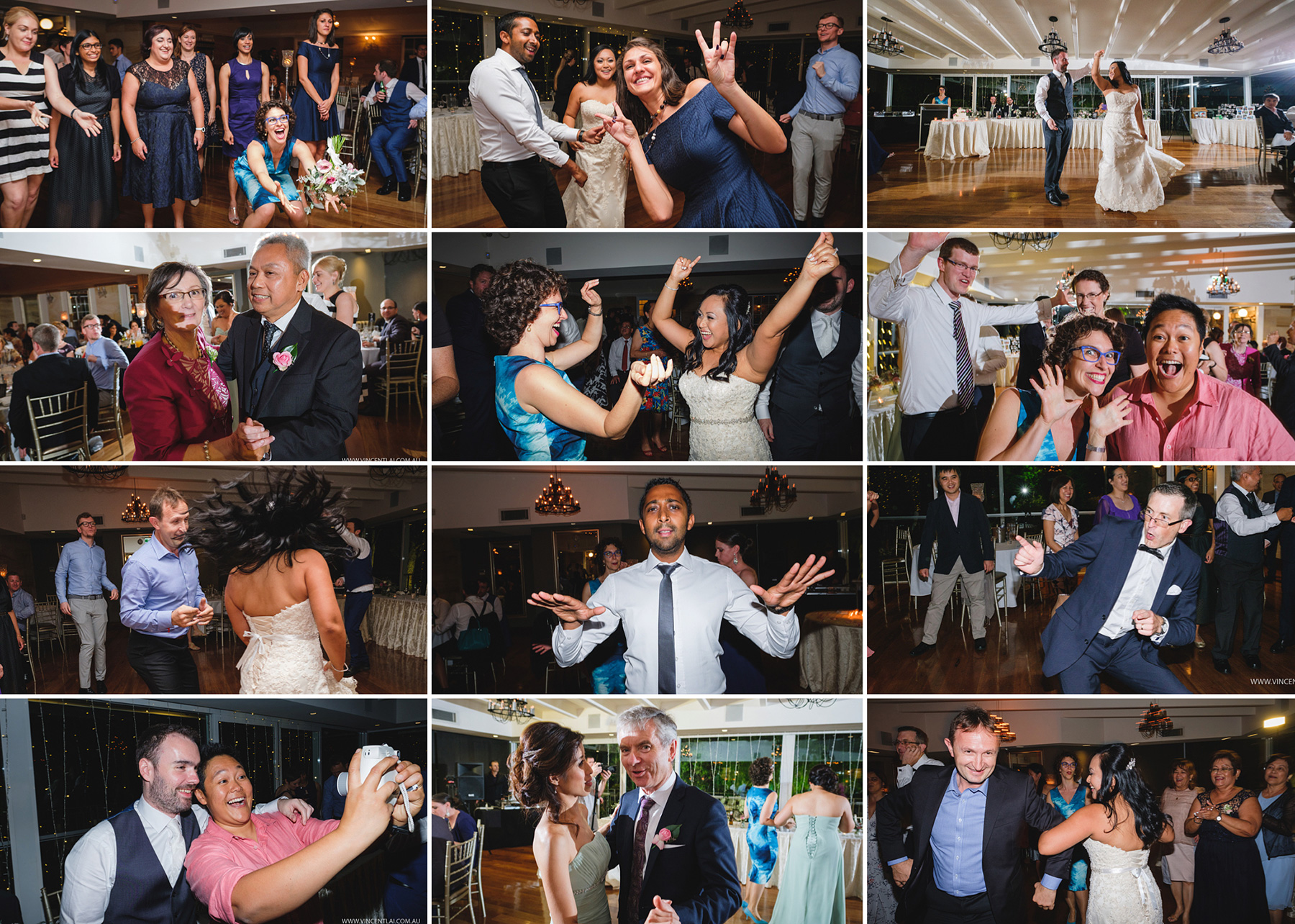 Oatlands House The Deck Room Wedding Reception