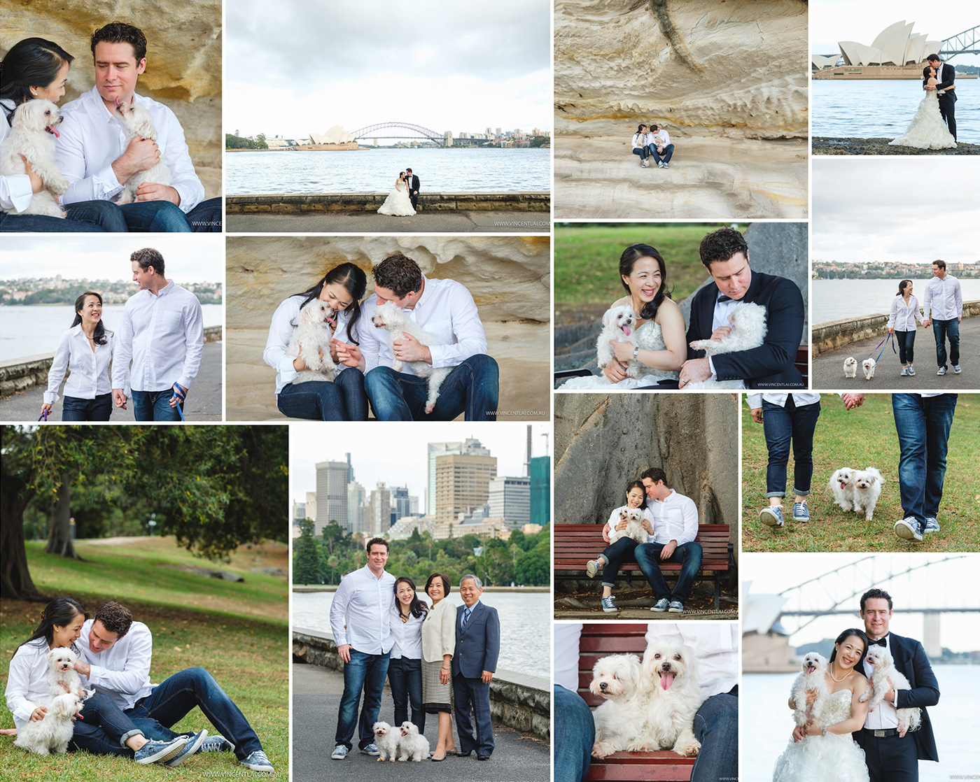 Mrs Macquaries Point Photography Session