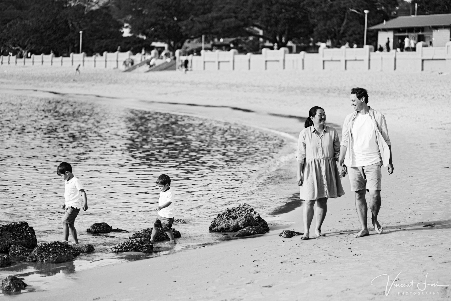 Balmoral Beach Family Christmas Photo Sessions