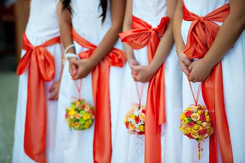 Filipino Wedding Blessed John 23rd Church Stanhope Gardens L 39Aqua Roof