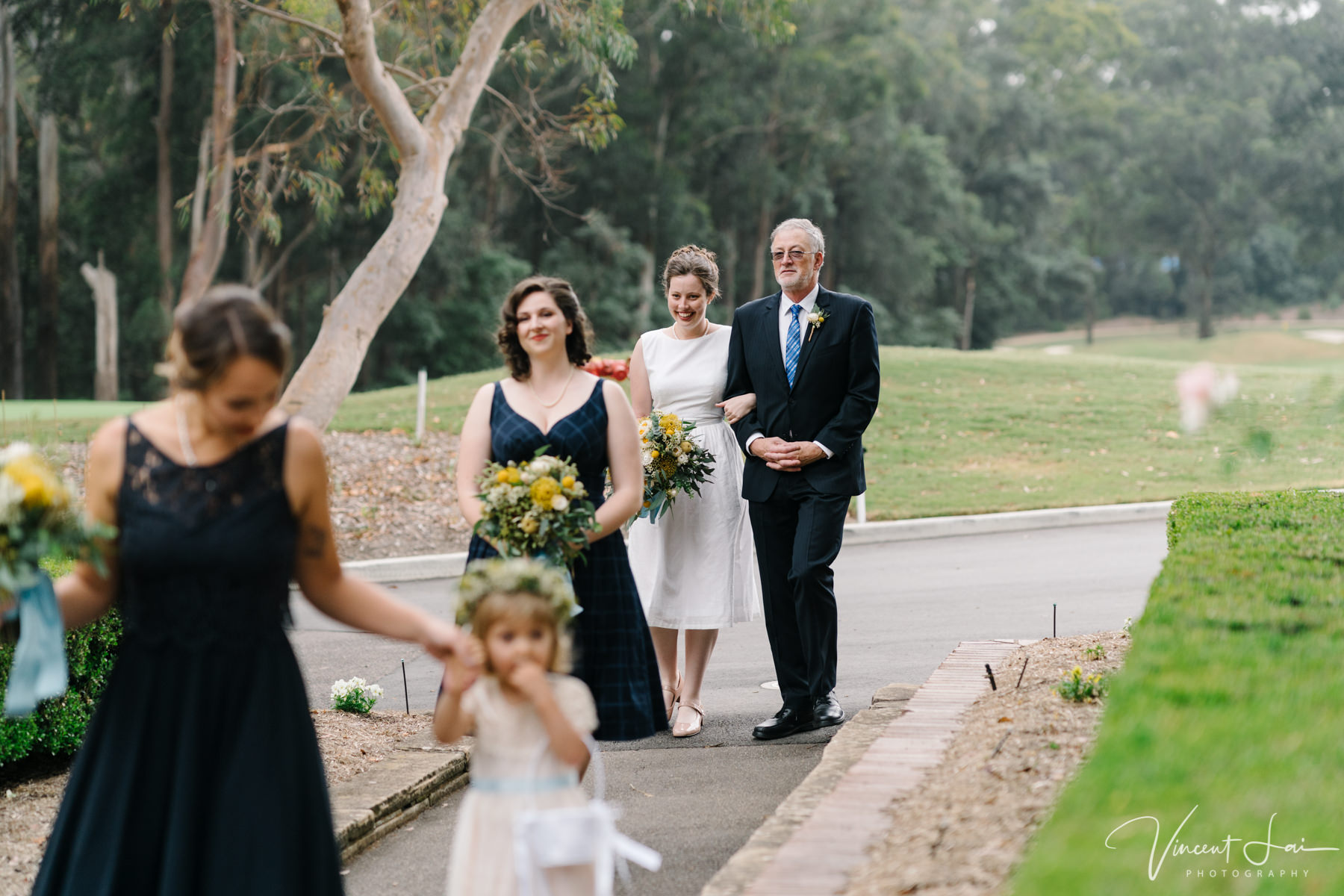Avondale Golf Club Wedding Photos
