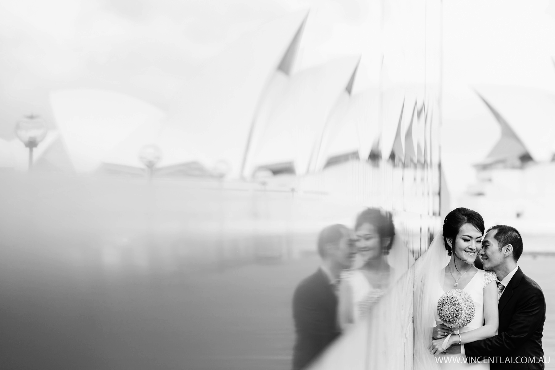 Pier One Sydney Harbour Wedding