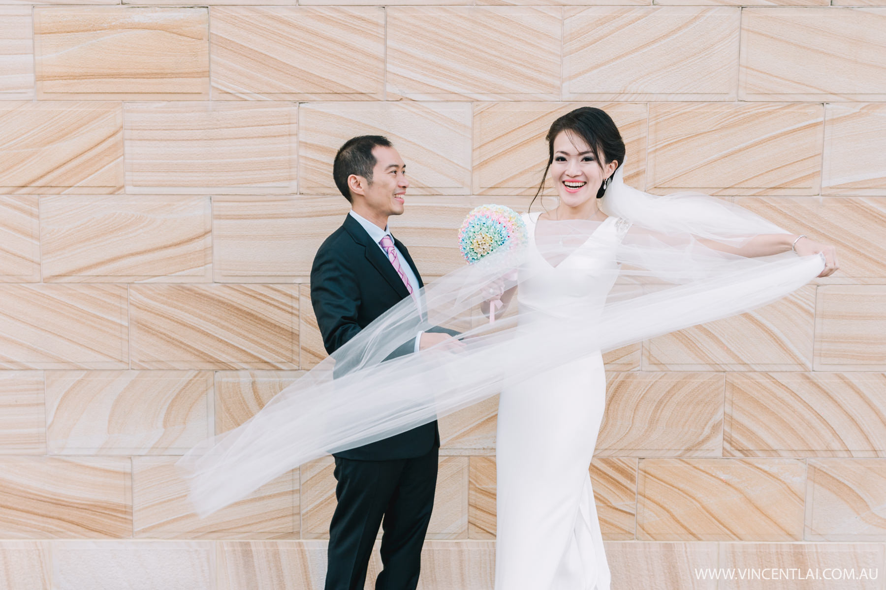 Sydney Wedding Vincent Lai Photographer
