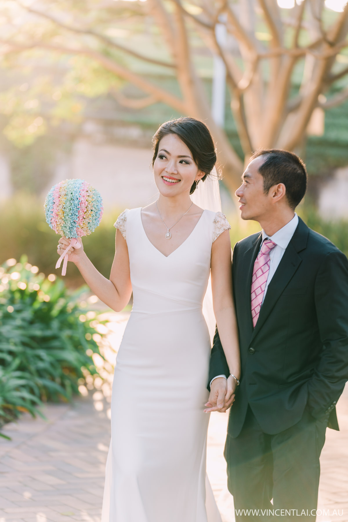 Sydney Wedding Award Winning Vincent Lai Photographer