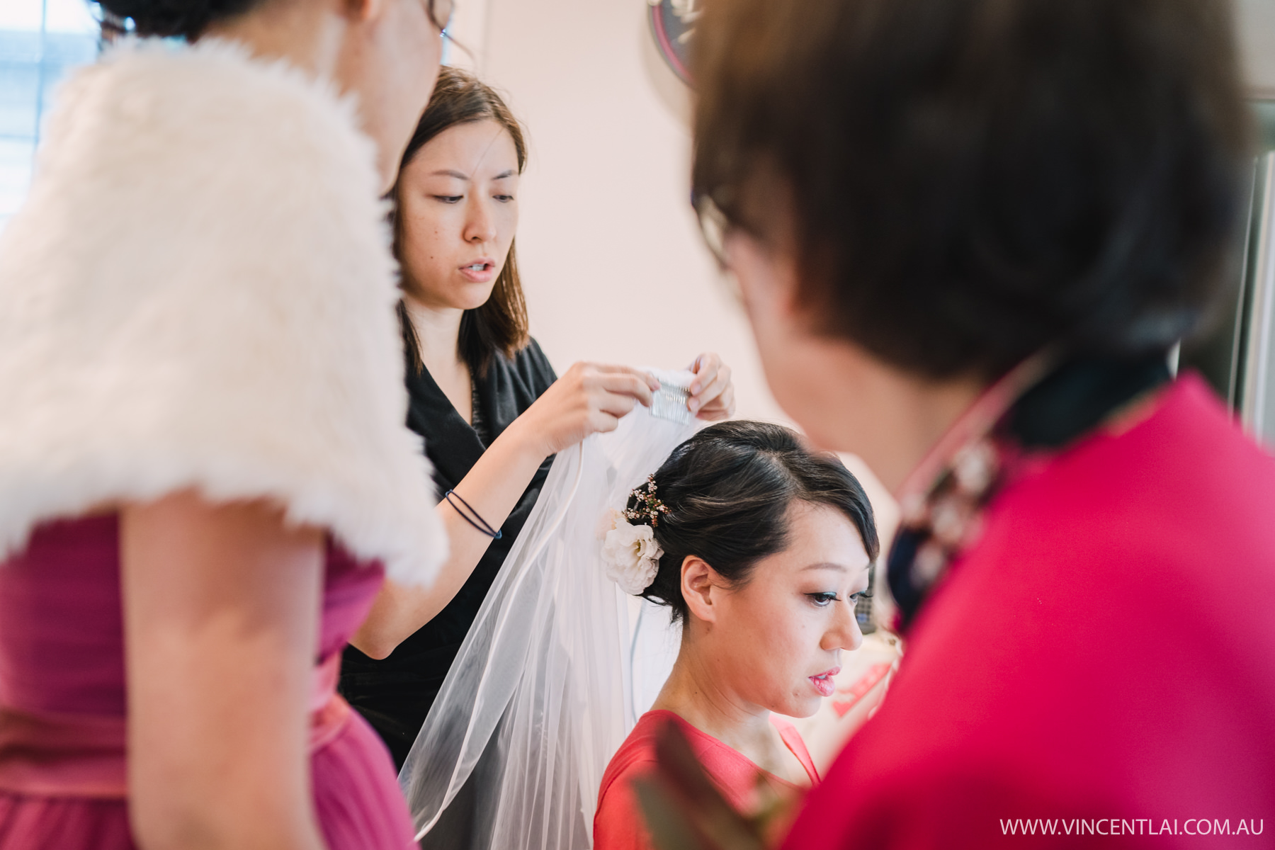 Stella Lee Wedding Hair and Makeup