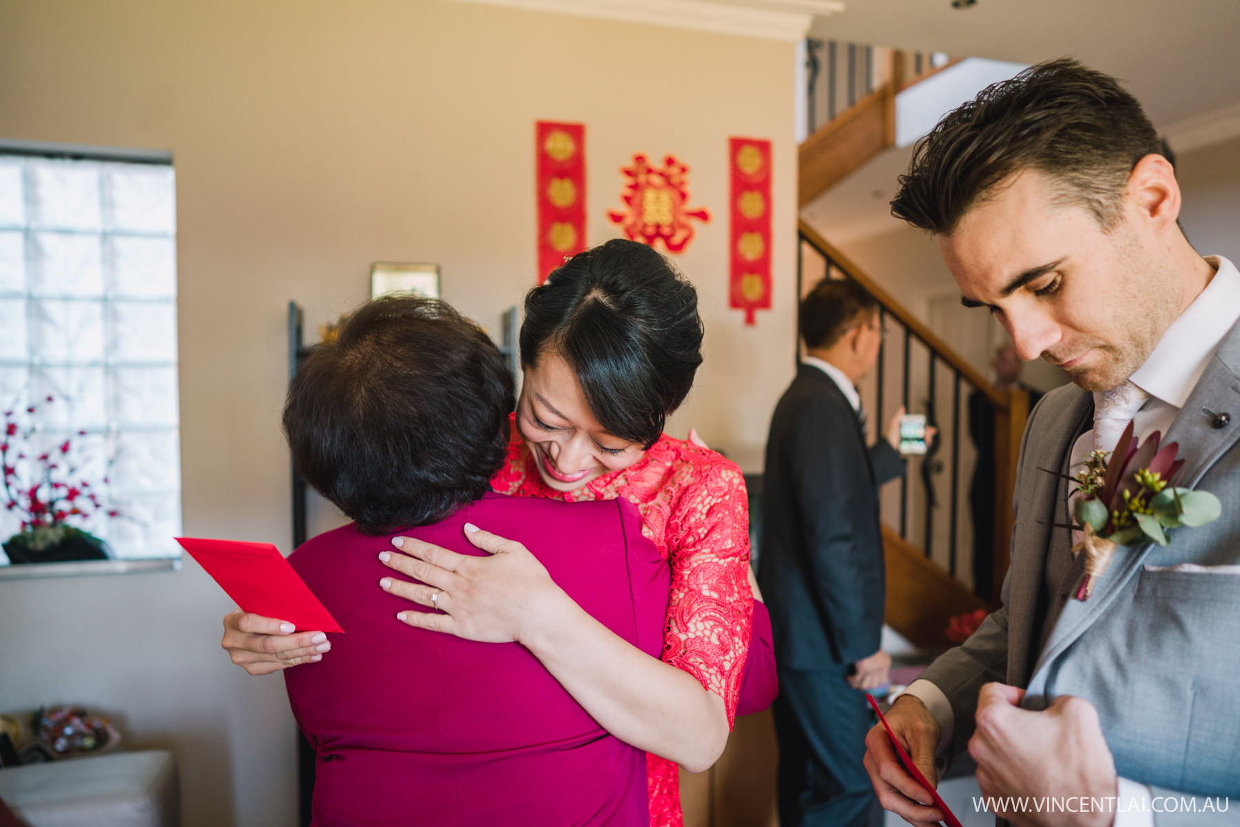 Sydney Chinese Wedding Tea Ceremony Photographer