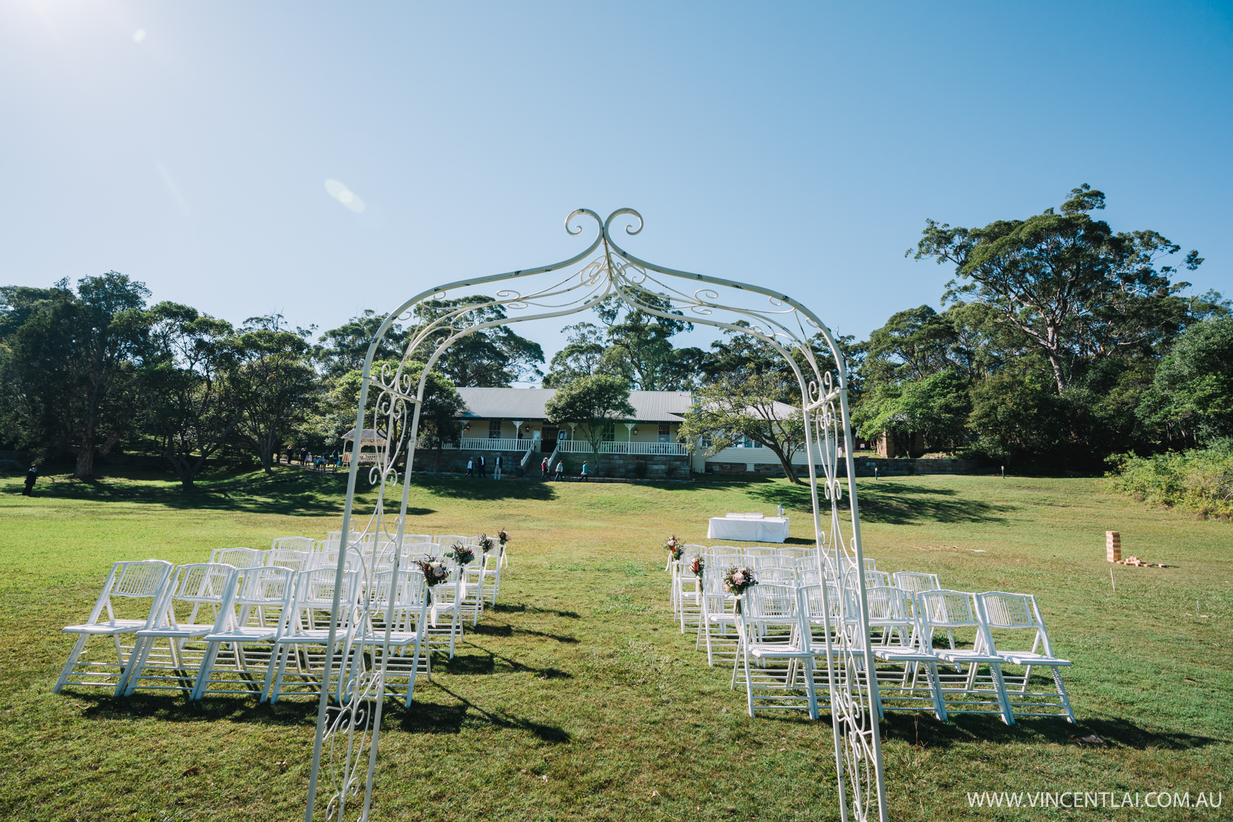 Wedding at Athol Hall Ashton Park Mosman