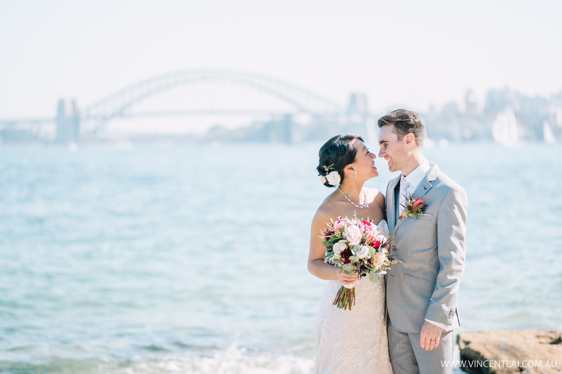 Mosman Wedding Photographer