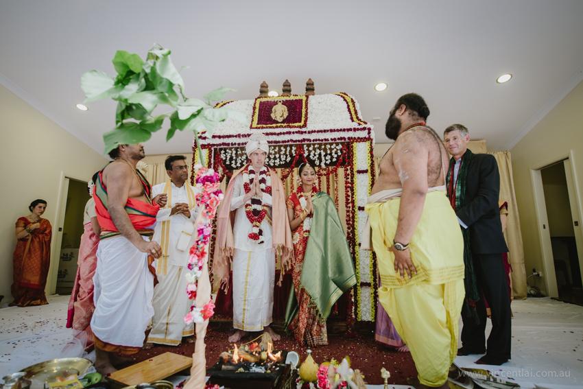 Prewedding indian bride ceremony - 5 6