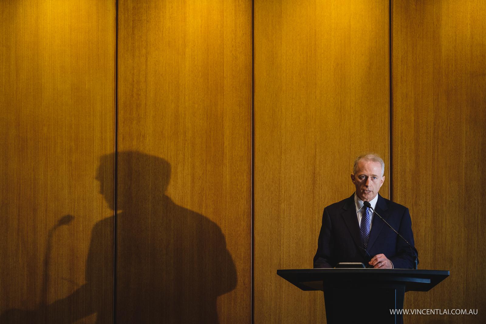 Carl Scully A Political Memoir Book Launch