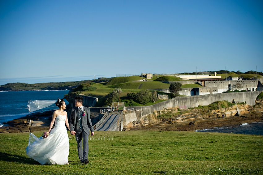 La Perouse Wedding | Macquarie Watchtower | Civil Ceremony - Wedding ...