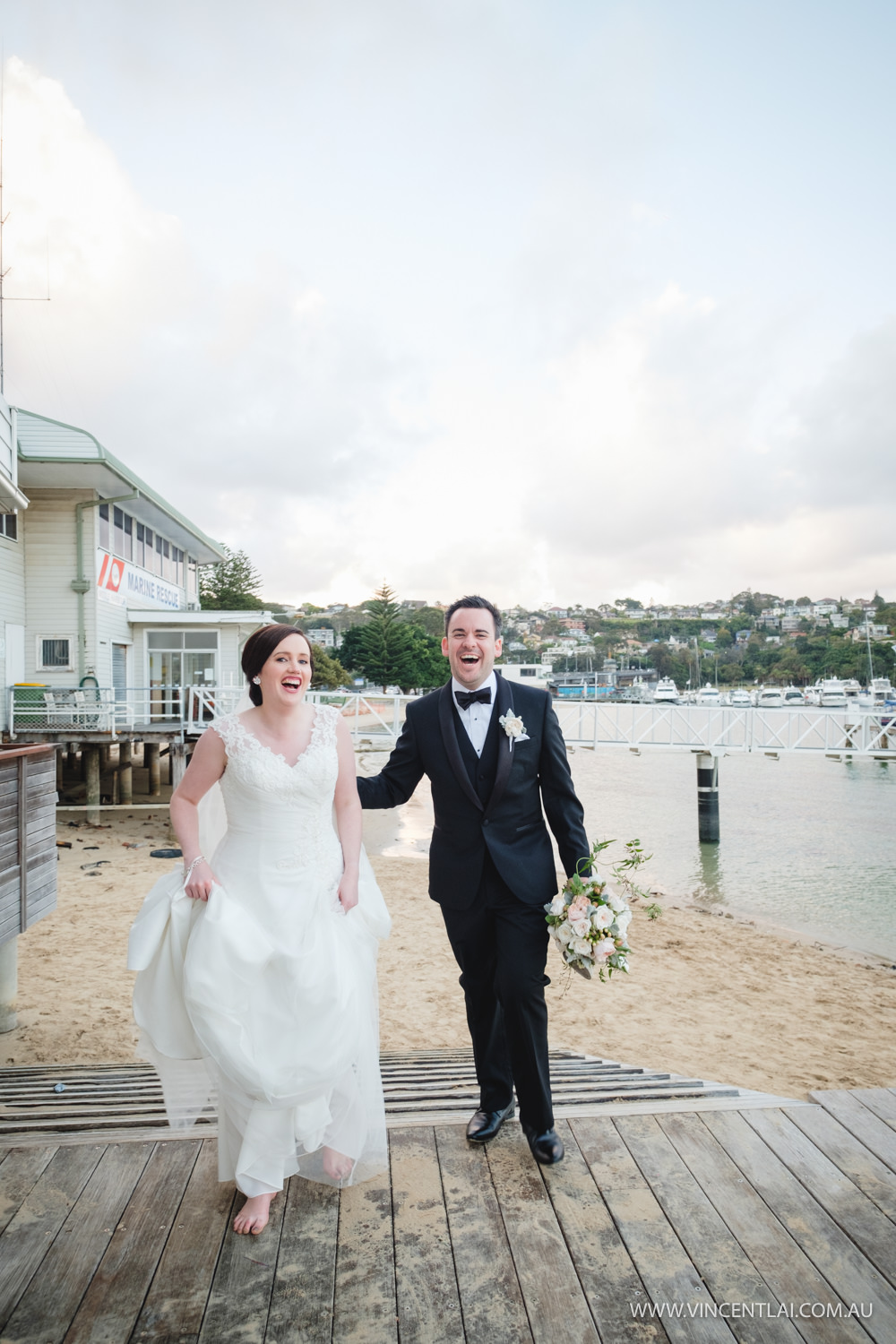 Zest Waterfront Venues Wedding