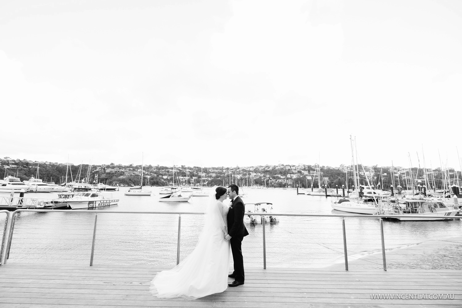 Weddings at The Spit - Zest Watefront Weddings Sydney