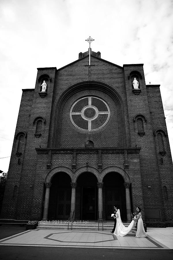 St Mary's Catholic Parish Concord Wedding | WatersEdge Wedding ...
