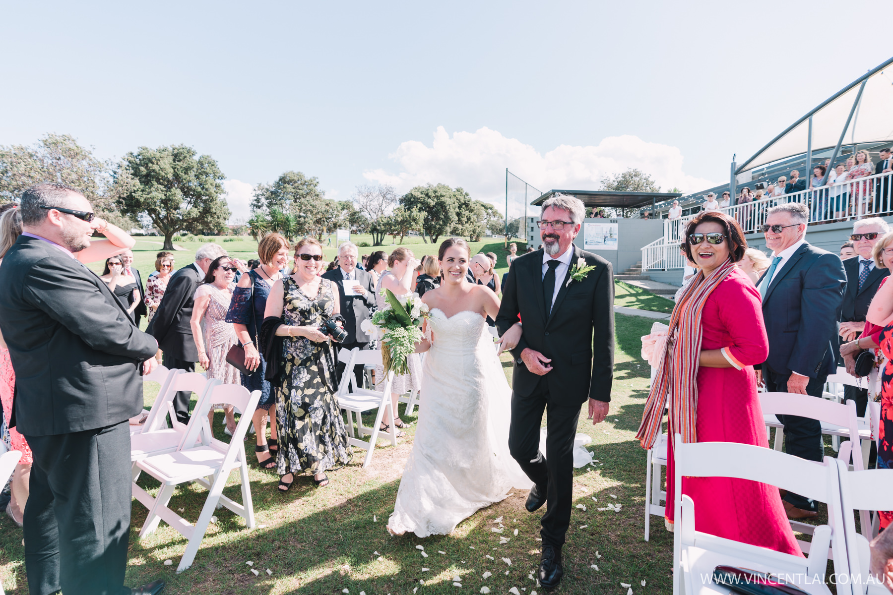 Randwick Golf Club Wedding Ceremony