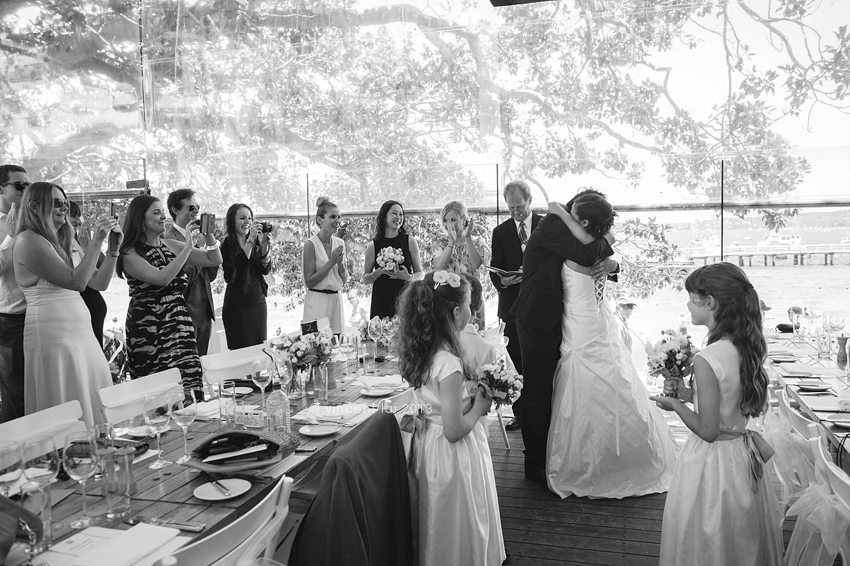 the public dining room | Public Dining Room Wedding | Balmoral Beach Sydney ...
