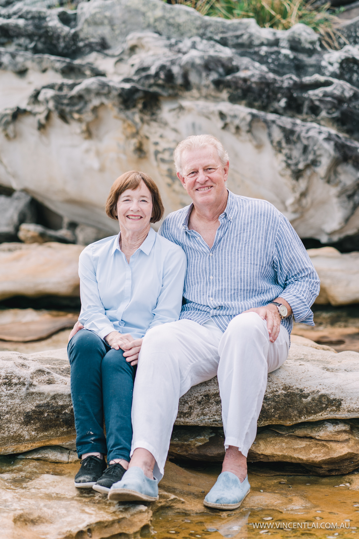 Family Photo Session at Balmoral Beach Mosman